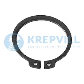 DIN 471 ГОСТ 13942 Кольца стопорные для валов