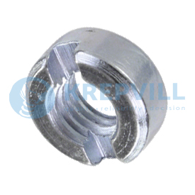 DIN 546 Гайки круглые шлицевые