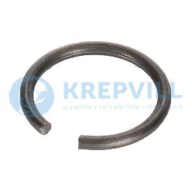 DIN 7993 A ГОСТ 13940-86 Cтопорное кольцо круглого сечения пружинные, для валов