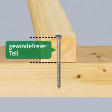 SPAX HI.FORCE 6 mm для деревянных конструкций фото3