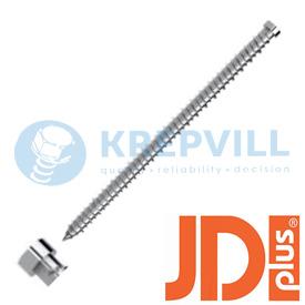 JDPLUS Саморезы T-Star, для деревянного профиля основное фото