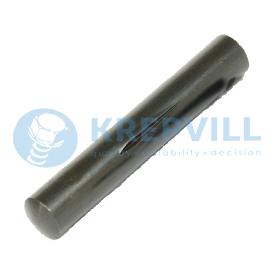 DIN 1475 EN ISO 8742 8743 Штифт цилиндрический с центральными насечками
